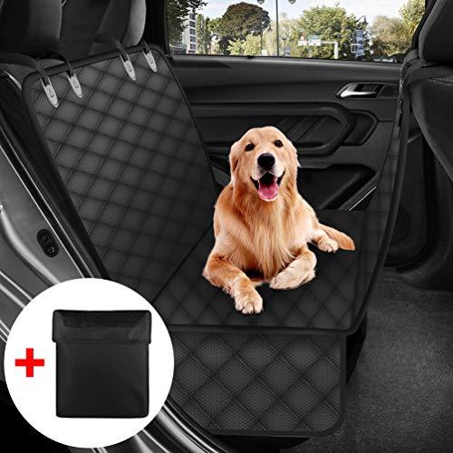 Petacc Hundedecke für Auto Rückbank, Hundedecke Kofferraum Wasserdicht und...