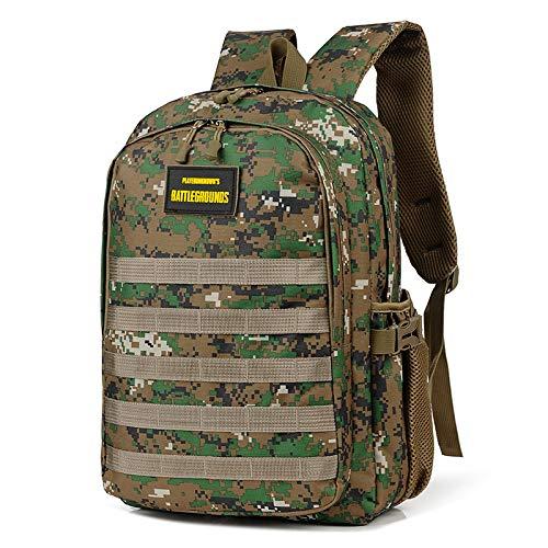 Oxford Camouflage Tissu sac ¨¤ bandouli¨¨re sac ¨¤ DOS Grande capacit¨¦...