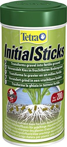 Tetra Initial Sticks Düngestäbchen verwandeln Kies in fruchtbaren Bodengrund,...