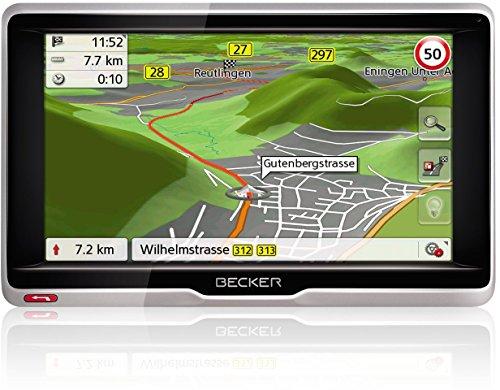 Becker active.6 CE LMU Navigationsgerät (15,8 cm (6,2 Zoll) Bildschirm, 20...