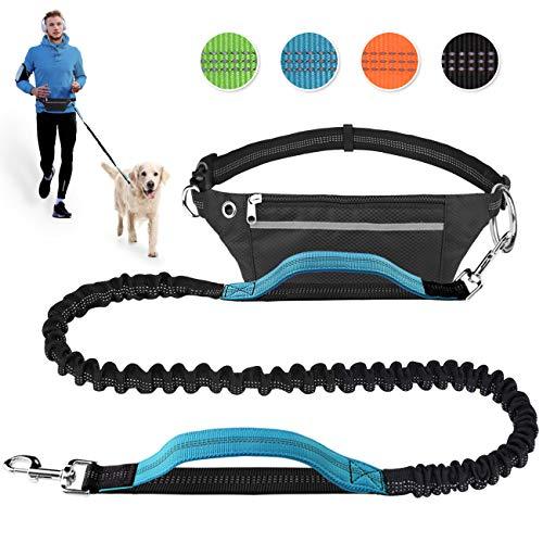Pet Room Joggingleine Hunde für Laufen, Joggen, Wandern. Hunde Joggingleine mit...