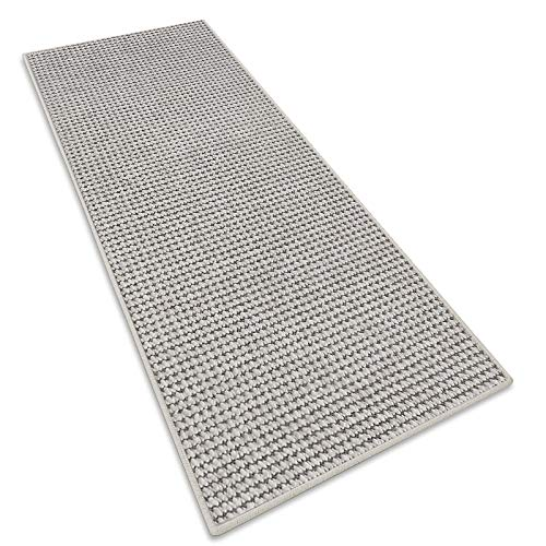 Teppichläufer Grandeur  Teppichläufer Meterware  für Wohnzimmer, Flur, Büro,...