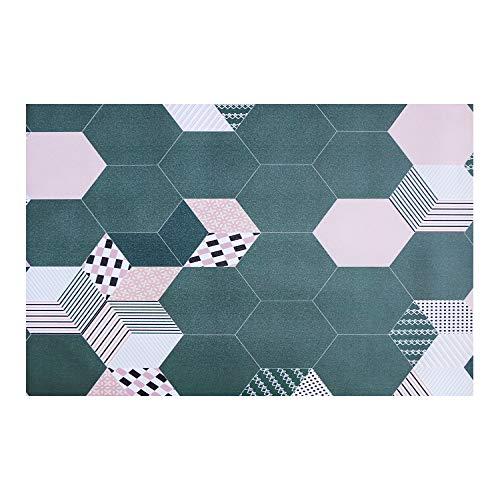 CHUHUI Chui Schlichte Moderne Fußmatten Tür-zu-Tür-Matten Haushalt Matten...