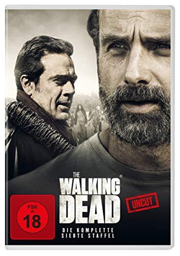 The Walking Dead - Staffel 7 - Uncut [6 DVDs]