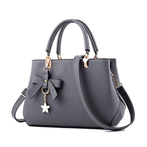 URAQT Damen Handtaschen Schulterbeutel, Frauen Stilvolle PU Designer...