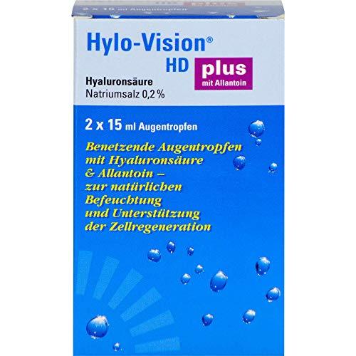 Hylo Vision HD Plus Augentropfen, 1er Pack (1 x 2 Stück)