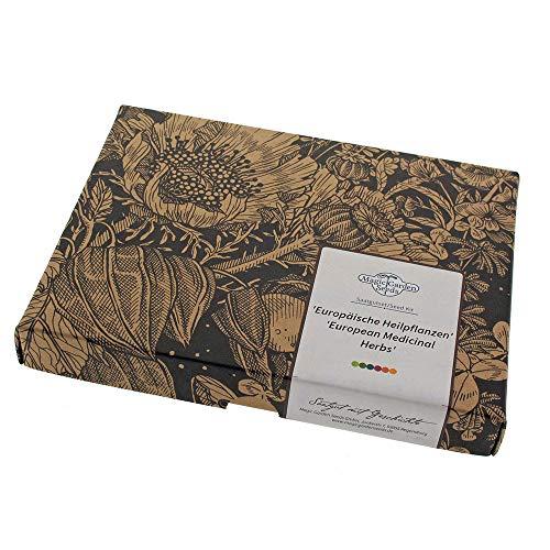 Mitteleuropäische Heilpflanzen - Samen-Geschenkset mit 12 traditionellen...