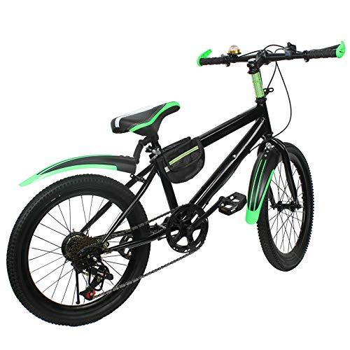 Kinder Jungen Fahrrad Kinderfahrrad Mountainbike City Fahrrad Bike Hartstahl...