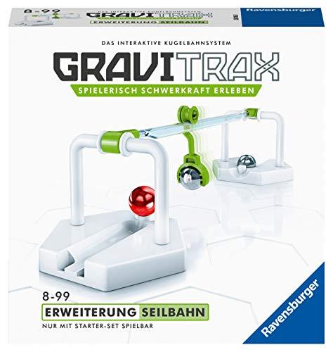 Ravensburger GraviTrax Erweiterung Seilbahn - Ideales Zubehör für...