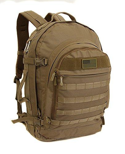 NPUSA Herren Groß 58,4cm Tactical Gear Molle Hydration Bereit 39,1cm Laptop...