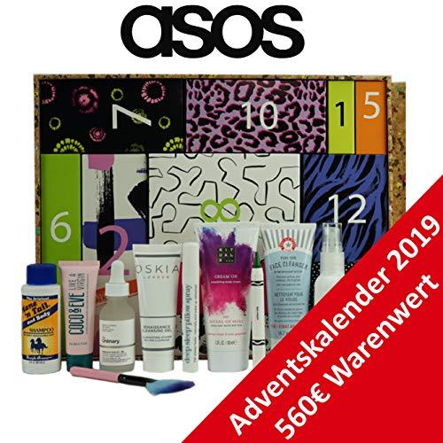 Melove ASOS Beauty Adventskalender 2019 Advent Kalender für die Frau,...