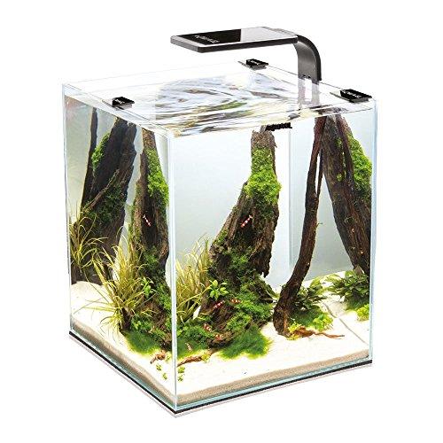 Aquael 5905546191456 Aquarium Shrimp Set Smart LED, Komplett Set Mit Morderner...