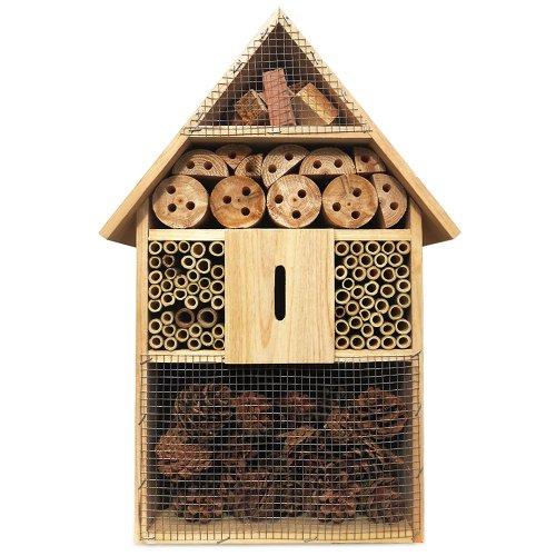 Deuba XXL Insektenhotel Insektenhaus Nistkasten Brutkasten Insekten Bienen Hotel...