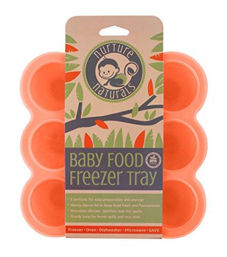 Babybrei Aufbewahrung zum Einfrieren von Babynahrung und als Behälter für...