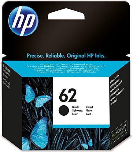 HP 62 Original Druckerpatrone (für HP OfficeJet 200, 5740; HP ENVY 5540, 5640,...