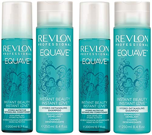 2er Revlon Professional Equave Duo Pack Hydro Detangling Conditioner 200 ml +...