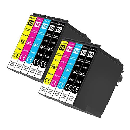 Tinnee 20park 16XL Druckerpatronen, Ersatz für Epson 16XL Print Cartridge,...