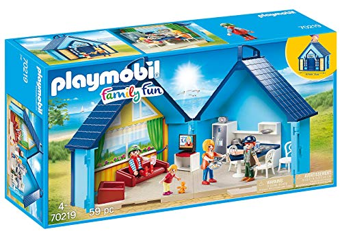 Playmobil FunPark 70219 - Sommerhaus Spielbox
