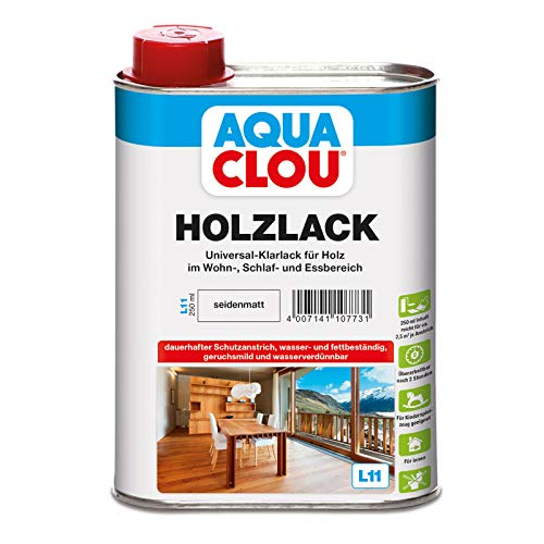 Clou Holzlack L11 matt 0,250 L