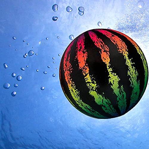 Unterwasser-Wassermelonen-Ball-Pool-Spielzeug-Schwimmbecken-Spielball, Pool-Ball...