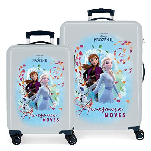 Frozen Awesome Moves Kindermode, 55/68 cms, Blau