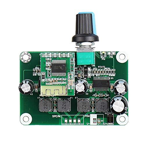 Bin Zhang Bluetooth 4.2 TPA3110 30 W + 30 W Digitaler Stereo-Audio-Verstärker,...
