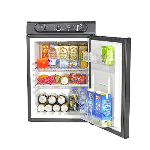 Smad Kühlschrank/Kompakter Kühlschrank für Camping - Wohnmobil - Caravan -...