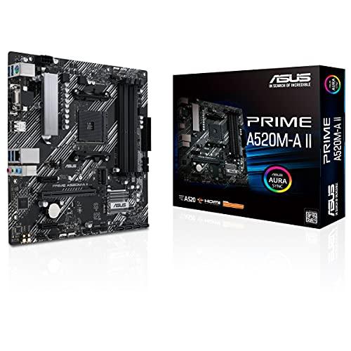 Prime A520M-A II AM4 A520 M.2 CPNT