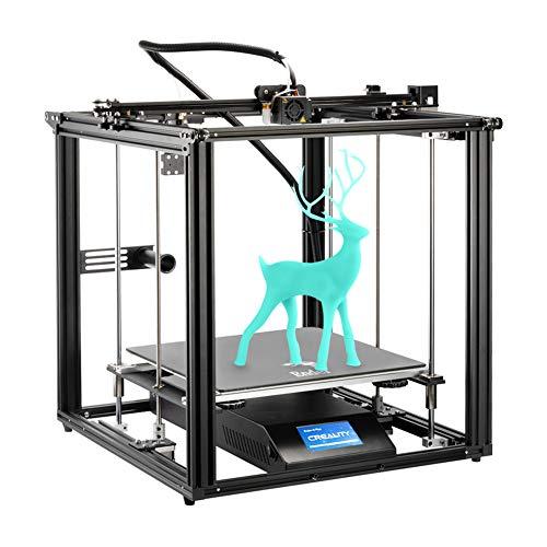 Creality 3D Ender 5 Plus 3D-Drucker mit BLTouch, Glasplatte und Touchscreen,...