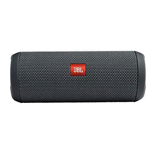 JBL Flip Essential Bluetooth Box in Grau, Wasserdichter, tragbarer Lautsprecher...