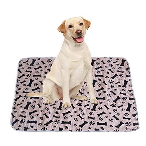LSTC Hundedecke Krankenunterlagen Katze Mat Wiederverwendbare Puppy Pads...