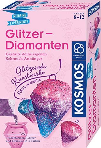Kosmos 657758 Glitzer-Diamanten, funkelnde Schmuck-Anhänger erstellen und...