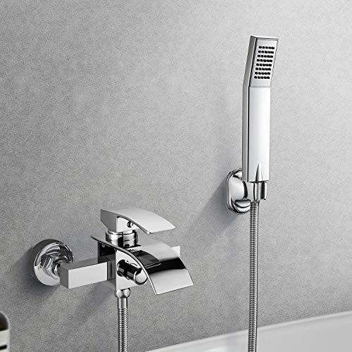 BONADE Wannenarmatur Badewanne Armatur Badewannen- & Duschsysteme Duscharmatur...