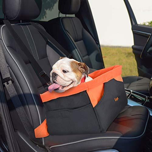 Legendog Autositz Hund, Transportbox für Hunde   Wasserdichter Autositzbezug...
