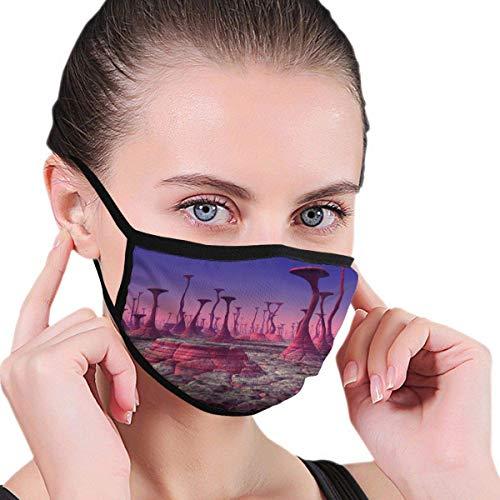 OUCUCK Mundmaske,Cotton Face Mask Dust Filter Masks Earloop Washable and...