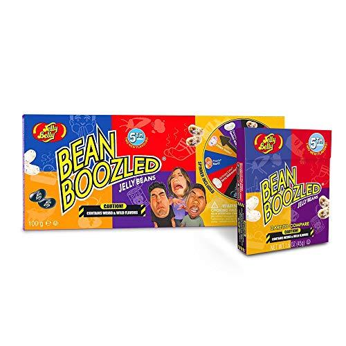 Bean Boozled 5. Auflage 100g Spinner Spiel & 45g Nachfüllpackung 2 Neue...