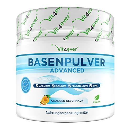 Basenpulver auf Citratbasis - 360 g (72 Portionen) - Extra hochdosiert: Mit...