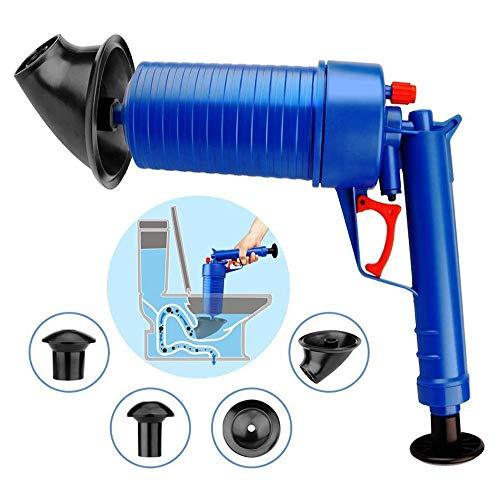 High Druck Air Abfluss Pumpe Pümpel Air Power Drain Blaster Rohr Baggers Tools...