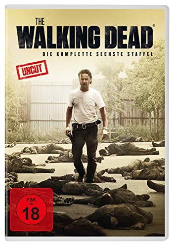The Walking Dead - Staffel 6 - Uncut [6 DVDs]