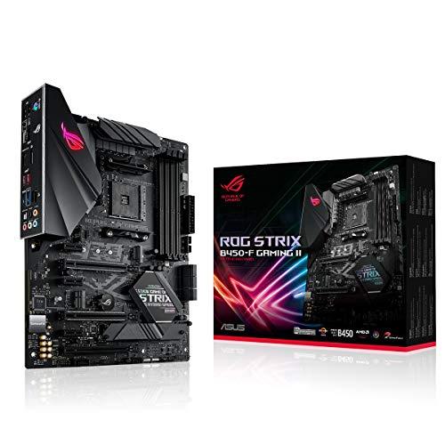 Asus ROG Strix B450-F Gaming II Mainboard Sockel AM4 (ATX, AMD Ryzen, DDR4...