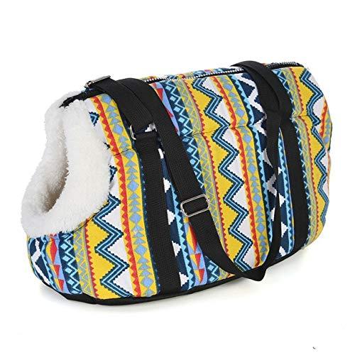 GBX Cosy & Soft Pet Tragetasche Hunderucksack Welpen Haustier Katze...
