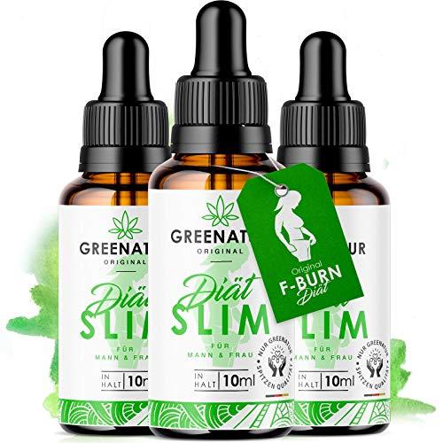 *NEU* GreeNature DietSlim Tropfen - 100% natürliche Inhaltsstoffe   schnell &...