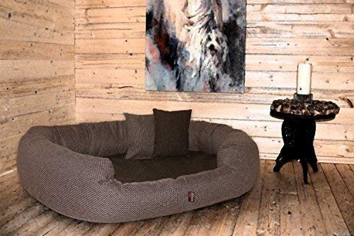 tierlando Luxus orthopädisches Hundesofa BALOU Hundebett Visco Plus Matratze |...