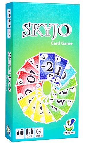 SKYJO, von Magilano - Das unterhaltsame Kartenspiel für Jung und Alt. Das...