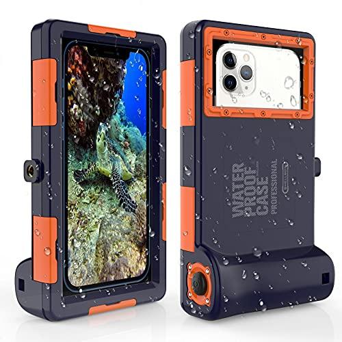 ShellBox wasserdichte Handyhülle Unterwasser Wasserfeste Handy...