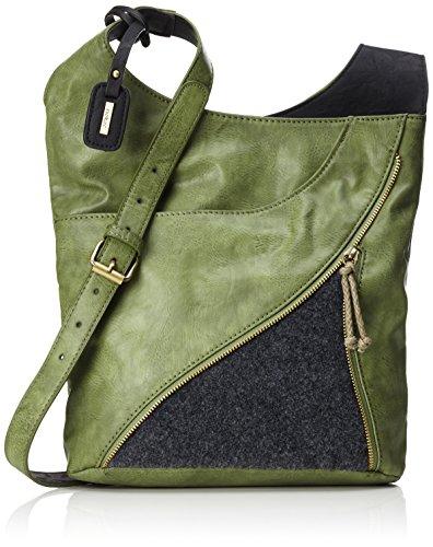 Rieker Damen H1045 Handtasche