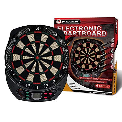 WIN.MAX Elektronische Dartscheibe elektronisches Elektronik Dartboard Dart...
