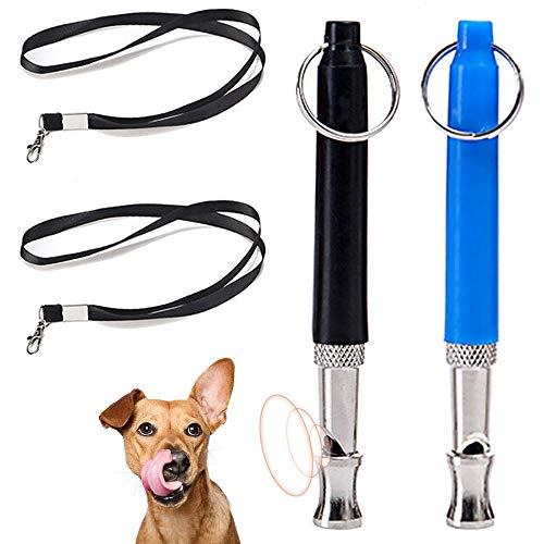 Hundepfeife gegen Bellen von Hundepfeifen mit einstellbaren Frequenzen...