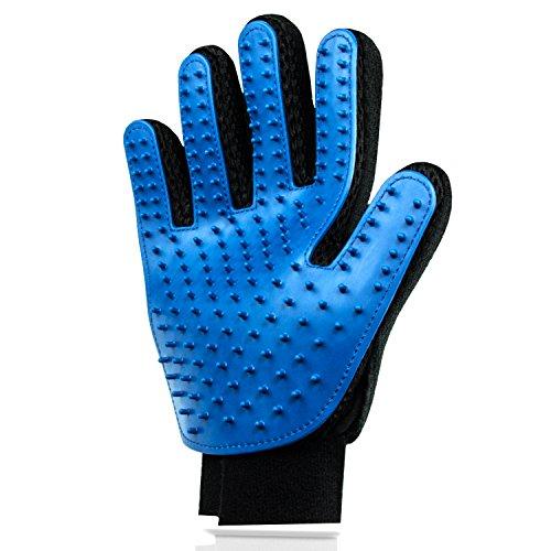 Hochwertiger Fellpflege-Handschuh zur einfachen Entfernung loser Tierhaare - Wie...