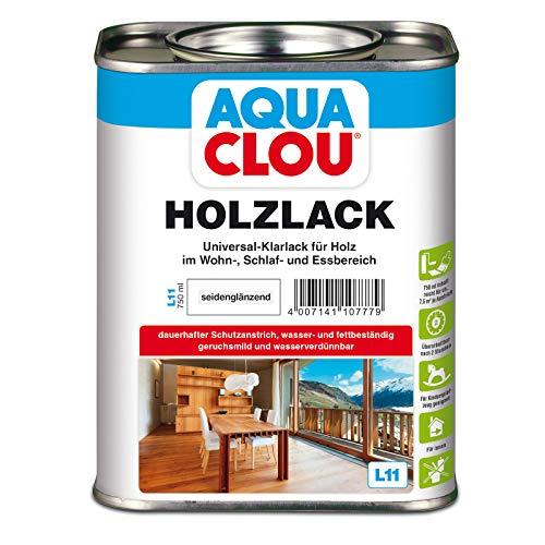 Clou Holzlack L11 seidenglänzend 0,750 L